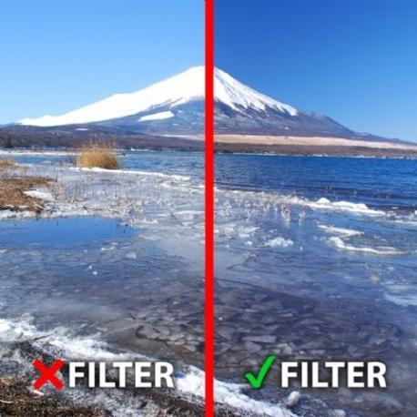 Поляризационные фильтры - Marumi Slim Fit Circ. Pola Filter 43 mm - быстрый заказ от производителя