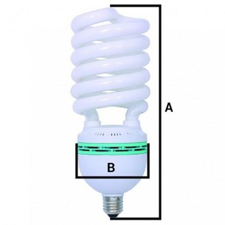 Studijas gaismu spuldzes - Falcon Eyes лампочка дневного света 85W E27 (ML-85) - купить сегодня в магазине и с доставкой