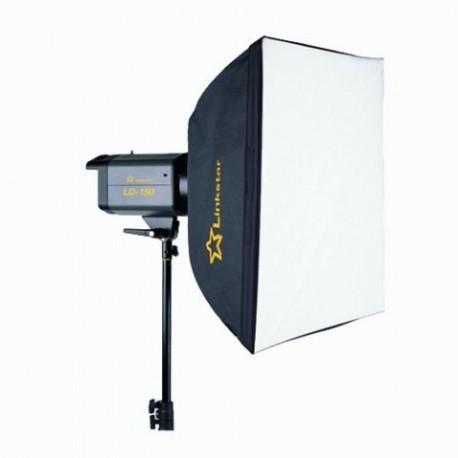 Софтбоксы - Linkstar Softbox RS-6060LSR 60x60 cm - купить сегодня в магазине и с доставкой