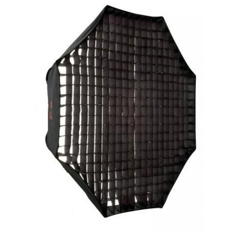 Софтбоксы - Falcon Eyes Octabox Ш180 cm + Honeycomb Grid FER-OB18HC - быстрый заказ от производителя