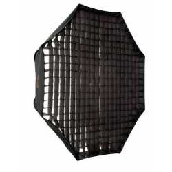 Softboxes - Falcon Eyes Octabox Ш120 cm + Honeycomb Grid FER-OB12HC - buy today in store and with delivery
