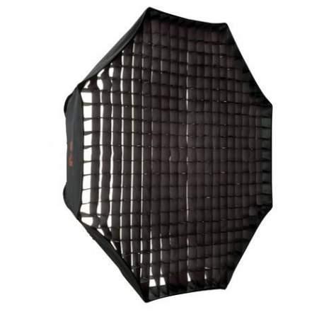 Softboksi - Falcon Eyes Octabox Ш120 cm + Honeycomb Grid FER-OB12HC - купить сегодня в магазине и с доставкой