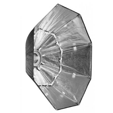 Софтбоксы - Falcon Eyes Foldable Octabox FEOB-11 110 cm - быстрый заказ от производителя