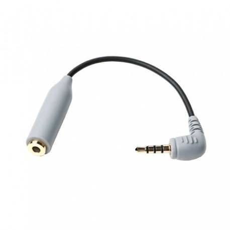 Mikrofoni - Boya adapteris 3,5 mm BY-CIP - perc šodien veikalā un ar piegādi
