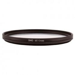 Cross Screen Star - Marumi Star-6 Filter DHG 52 mm - quick order from manufacturer