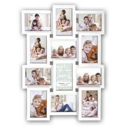 Dāvanas - Zep Collage Photo Frame PI01917 White for 12 Photos - ātri pasūtīt no ražotāja