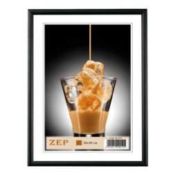 Dāvanas - Zep Aluminum Photo Frame AL1B1 Black 10x15 cm - ātri pasūtīt no ražotāja