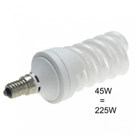 Studijas gaismu spuldzes - StudioKing Daylight Lamp PL-L45 45W E27 - perc šodien veikalā un ar piegādi