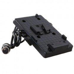 V-Mount аккумуляторы - Falcon Eyes Battery Holder SP-DBSY-3 for V-Mount Battery - быстрый заказ от производителя