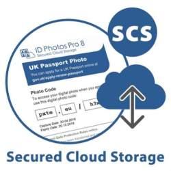 Фото на документы и ID фото - Pixel-Tech IdPhotos Secured Cloud Storage Service for 1 year - быстрый заказ от производителя