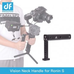 Accessories for stabilizers - Vision Long baseplate for Ronin S mounting monitor microphone LED DJI Ronin-S - buy in store and with delivery
