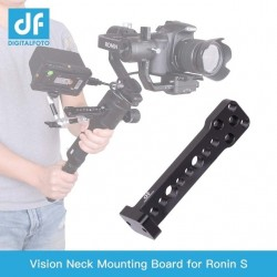 Accessories for stabilizers - Vision neck mounting board for Ronin S mounting monitor microphone LED DJI Ronin-S - buy today in store and with delivery