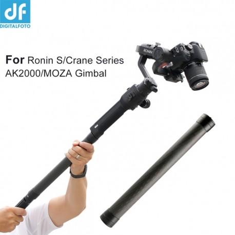Video stabilizatoru aksesuāri - Carbon Fiber extend stick for Ronin S - perc šodien veikalā un ar piegādi
