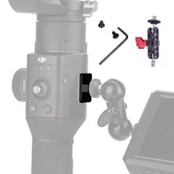 Accessories for stabilizers - RS-M01 DJI RONIN S Qucik Release Mounting Board Plate+mini bean magic arm DJI Ronin-S - buy today in store and with delivery
