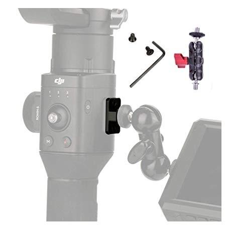 Video stabilizatoru aksesuāri - RS-M01 DJI RONIN S Qucik Release Mounting Board Plate+mini bean magic arm - perc šodien veikalā un ar piegādi