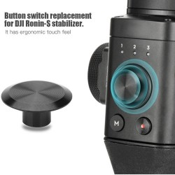 Accessories for stabilizers - Rubber DJI RONIN S Replacement control button DJI Ronin-S - buy today in store and with delivery