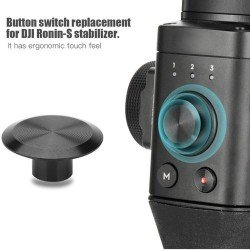 Stabilizatoru aksesuāri - Rubber DJI RONIN S Replacement control button - perc šodien veikalā un ar piegādi
