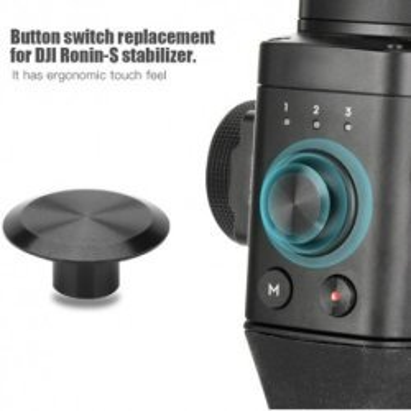 Video stabilizatoru aksesuāri - Rubber DJI RONIN S Replacement control button - perc šodien veikalā un ar piegādi