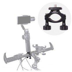 Держатели - BIKEGC Bicycle Clamp mount for smartphone/action camera gimbal& action camera - купить сегодня в магазине и с доставкой
