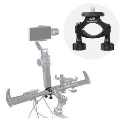 Holders - BIKEGC Bicycle Clamp mount for smartphone/action camera gimbal& action camera - buy today in store and with delivery