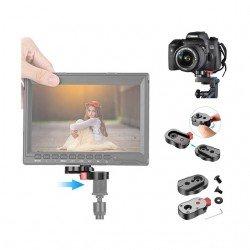 Turētāji - DIGITALFOTO Quick Release Plate for Monitor - perc veikalā un ar piegādi