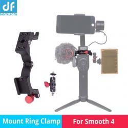 Video stabilizatoru aksesuāri - ANT Smooth 4 Mounting Ring - perc šodien veikalā un ar piegādi