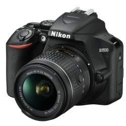 Зеркальные фотоаппараты - Nikon D3500 AF-P DX 18-55 VR DSLR kit - купить сегодня в магазине и с доставкой