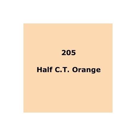Citi - Lee gaismas filtrs 205 1/2 C.T. Orange - perc šodien veikalā un ar piegādi