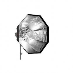 Softboksi - Jinbei K-120 Octagonal Umbrella Soft Box - perc šodien veikalā un ar piegādi