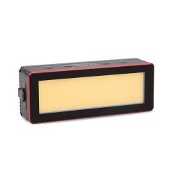 LED uz kameras - Aputure AL-MW waterproof LED Light CRI TLCI 95+ 6000lux 5 effects 5600K 6 gels - perc šodien veikalā un ar piegādi