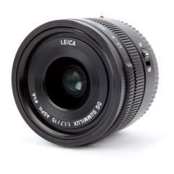 Objektīvi - Panasonic H-X015E LEICA DG SUMMILUX 15 mm F1.7 ASPH - perc veikalā un ar piegādi