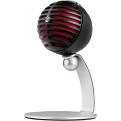 Viedtālruņiem - Shure MV5 (BLACK) + LIGHTNING CABLE MV5/A-B-LTG Microphone - ātri pasūtīt no ražotāja