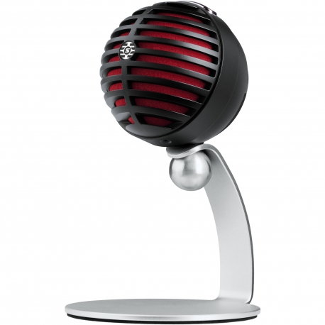 Mikrofoni - Shure MV5 (BLACK) + LIGHTNING CABLE MV5/A-B-LTG Microphone - ātri pasūtīt no ražotāja