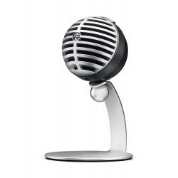 Mikrofoni - Shure MV5 (GRAY) + LIGHTNING CABLE MV5/A-LTG Microphone - ātri pasūtīt no ražotāja
