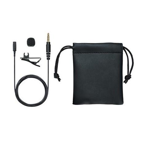 Mikrofoni - Shure MVL LAVALIER MIC Microphone - ātri pasūtīt no ražotāja
