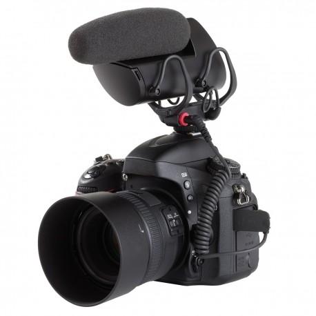 Mikrofoni - Shure CAMERA MOUNT SHOTGUN MIC FLASH RECORDER Microphone - ātri pasūtīt no ražotāja
