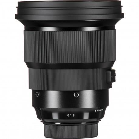 Objektīvi - Sigma 105mm F1.4 DG HSM Sony E-mount [ART] - ātri pasūtīt no ražotāja