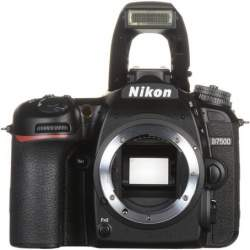 New - Nikon D7500 DSLR body DX-Format - quick order from manufacturer