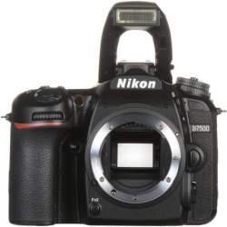 Photo DSLR Cameras - Nikon D7500 DSLR body DX-Format - quick order from manufacturer