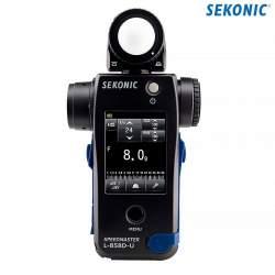 Eksponometri - Sekonic L-858D Speedmaster Flashmeter - ātri pasūtīt no ražotāja
