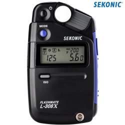 Eksponometri - Sekonic Flashmate L-308X - perc šodien veikalā un ar piegādi