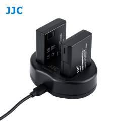 Lādētāji - JJC B-ENEL14, B-ENEL14A USB Dual Battery Charger for Nikon Nikon EN-EL14, EN-EL14a - perc šodien veikalā un ar piegādi