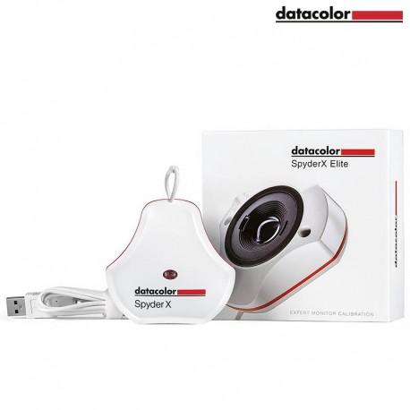 Kalibrācijas iekārtas - Datacolor SpyderX Elite kalibrators - perc šodien veikalā un ar piegādi