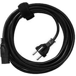 Gaismu aksesuāri - Profoto Power Cable C13 5 m EUR Products for powering D2, D1, Compact and Acute - ātri pasūtīt no ražotāja