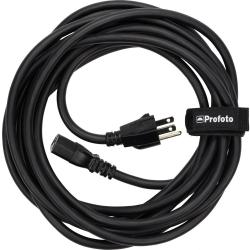 Gaismu aksesuāri - Profoto Power Cable C13 5 m US/CA Products for powering D2, D1, Compact and Acute - ātri pasūtīt no ražotāja