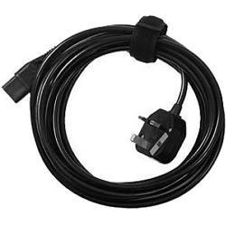 Gaismu aksesuāri - Profoto Power Cable C13 5 m UK Products for powering D2, D1, Compact and Acute - ātri pasūtīt no ražotāja