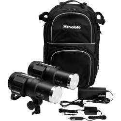 Akumulatoru zibspuldzes - Profoto B1X Location Kit 500 AirTTL Off-Camera Flash - ātri pasūtīt no ražotāja
