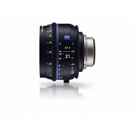 Objektīvi - ZEISS CINE CP,3 21MM PL/MT - ātri pasūtīt no ražotāja