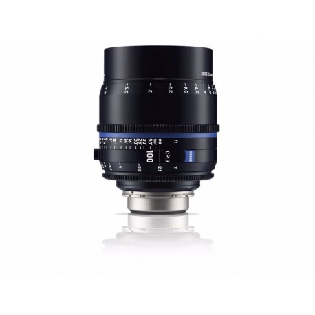 Lenses - ZEISS COMPACT PRIME CP,3 100MM T2,1 CANON EF - quick order from manufacturer