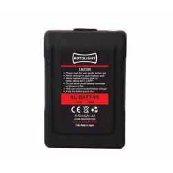 V-Mount аккумуляторы - ROTOLIGHT 95 WH V-MOUNT LITHIUM ION BATT W/D-TAP - быстрый заказ от производителя